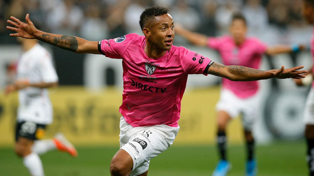 Independiente le gana con solvencia a Corinthians y sueña con otra final de América