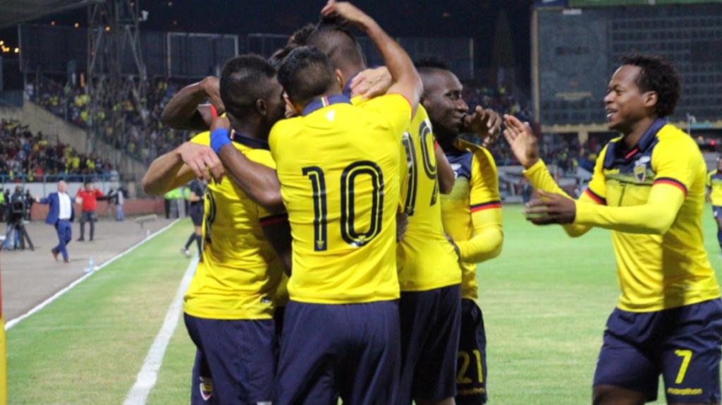 Ecuador jugará contra Argentina en la fecha FIFA de octubre