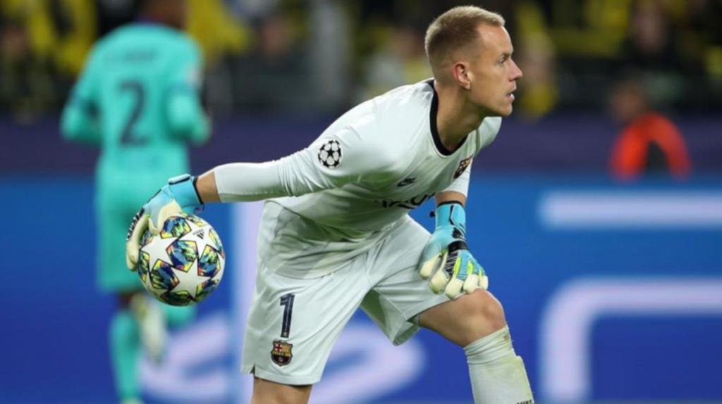 Barcelona se estrenó en la Champions League con un empate en Dortmund