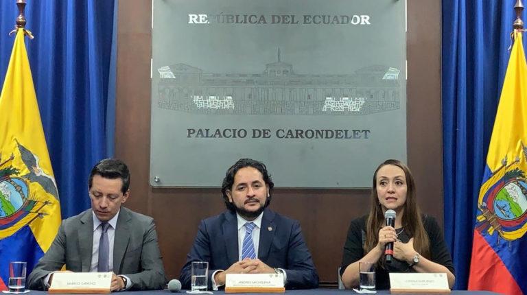 El ministro de Telecomunicaciones, Andrés Michela, aseguró que no hubo ataques a la ciberseguridad del país.