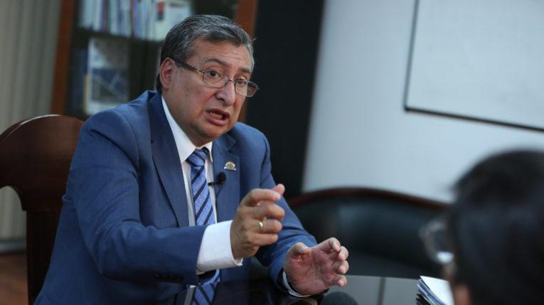 José Cabrera, miembro de Consejo Nacional Electoral.