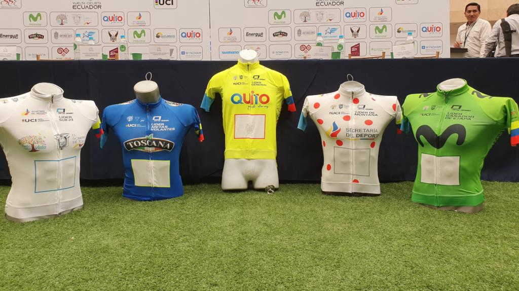 La Vuelta al Ecuador pierde la categoría UCI y debe buscar nueva fecha