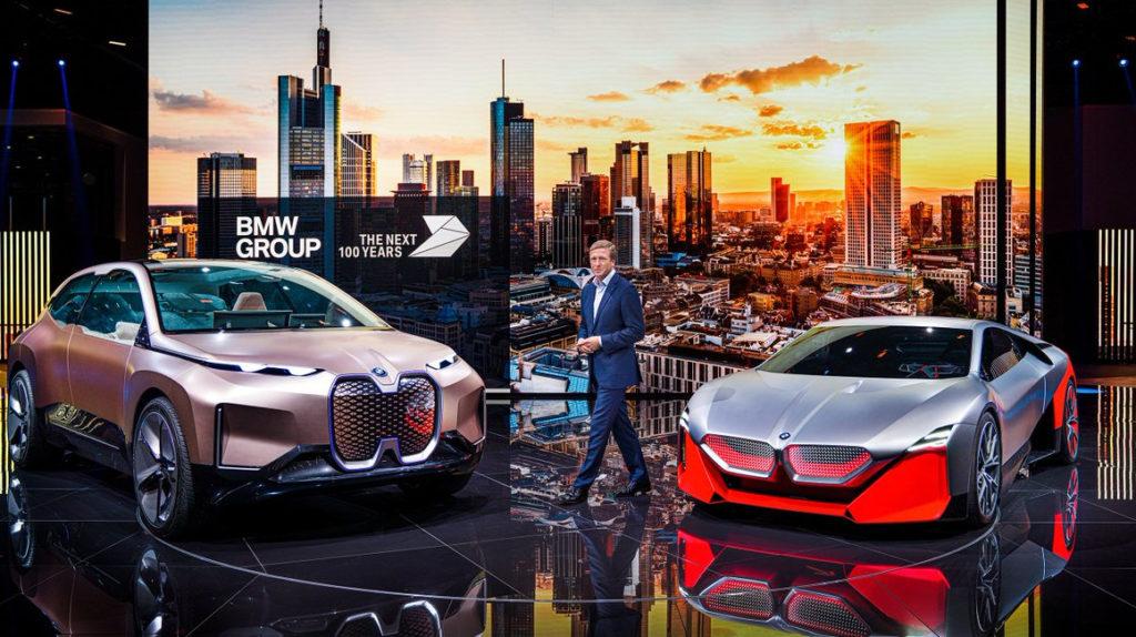 BMW apuesta a los automóviles eléctricos