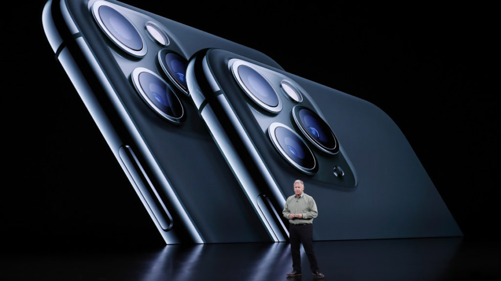 El nuevo iPhone 11 Pro de Apple tiene tres cámaras traseras y modo nocturno