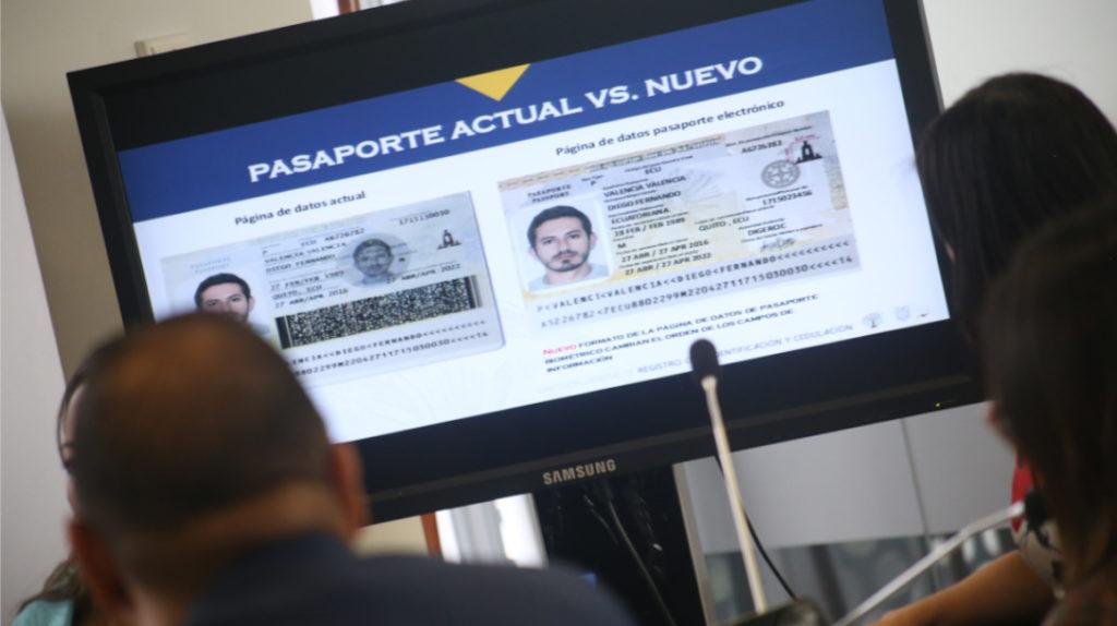 El pasaporte ecuatoriano solo permite llegar a 20 países sin trámites adicionales