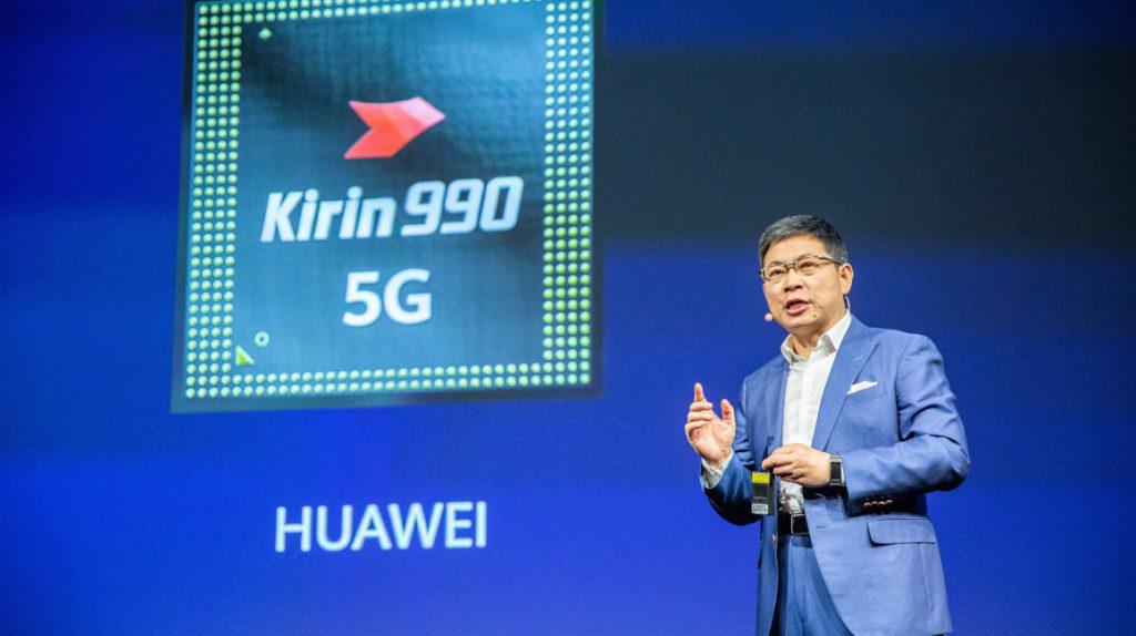 """Huawei muestra su chip """"más poderoso"""" como parte de su plan 5G en teléfonos inteligentes"""