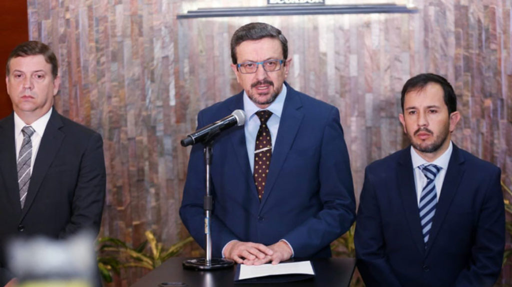 """Odebrecht: """"No hemos pedido contratos para cooperar con la justicia"""""""