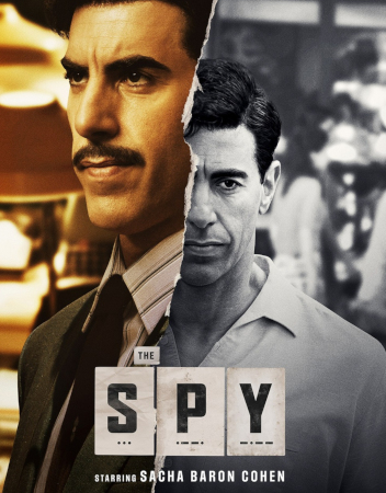 'El espía', de Gideon Raff