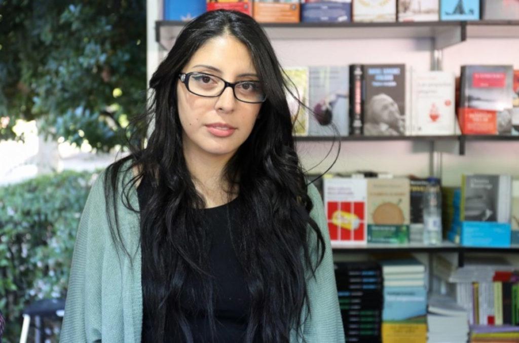 Mónica Ojeda es una de las finalistas del premio Ribera del Duero 2020