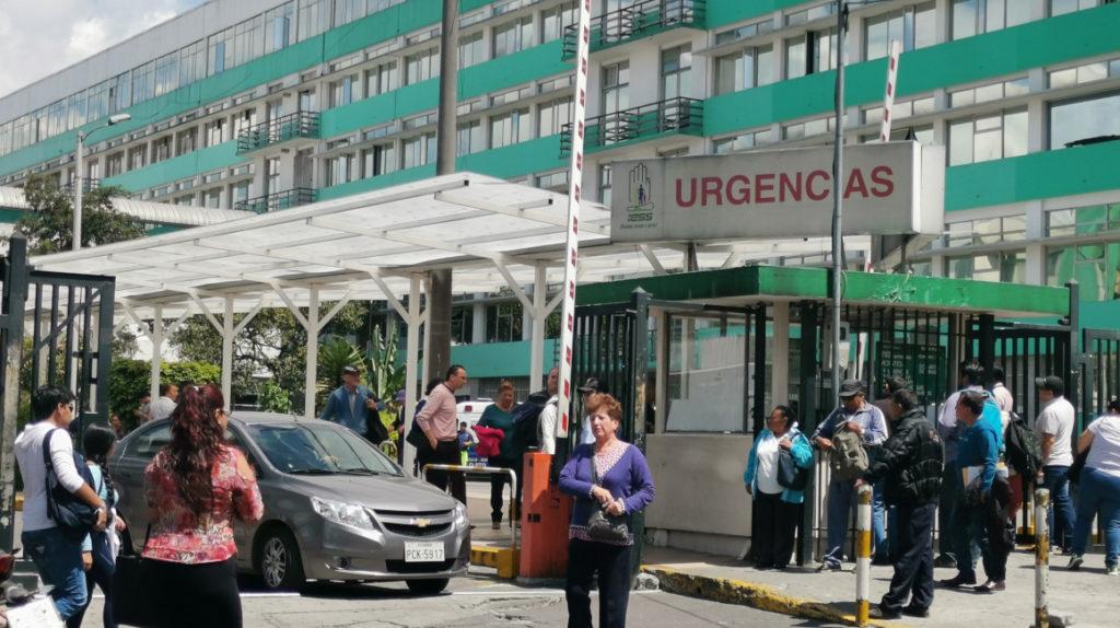 Tres consejos y 15 hospitales para afrontar el coronavirus en Ecuador