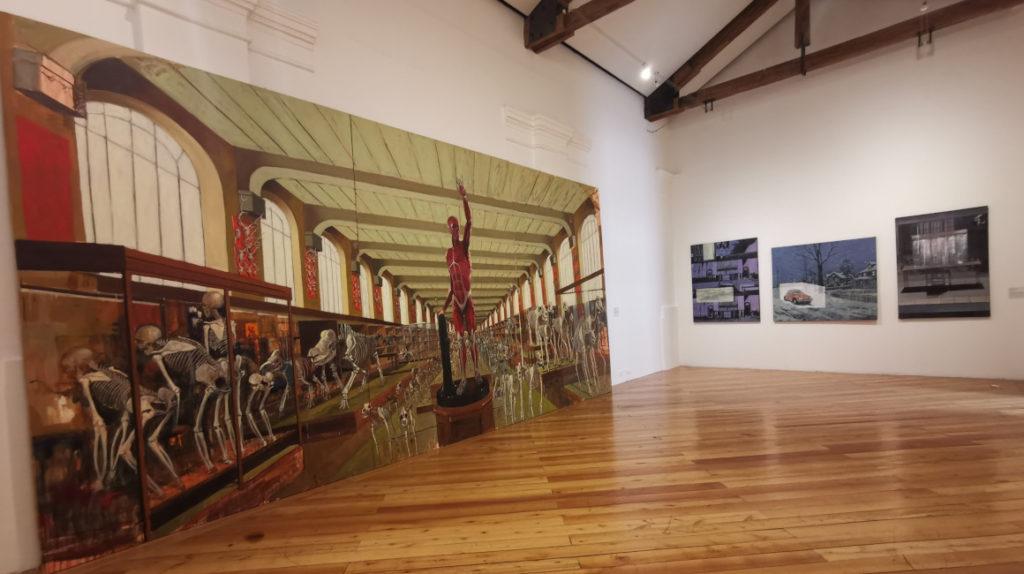 'EstarSiendo', una muestra que refleja el proceso académico de los artistas