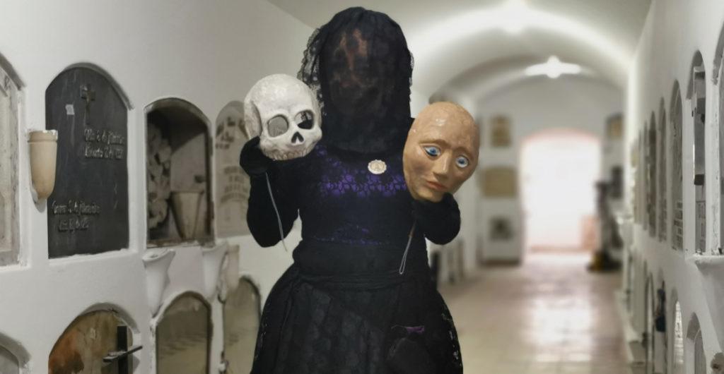 'Lugares de la muerte': un lúgubre recorrido en el centro de Quito