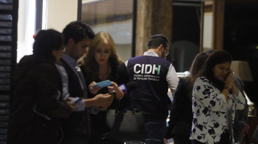 La misión de observación de la CIDH estará en Quito entre el 28 y 30 de octubre de 2019.