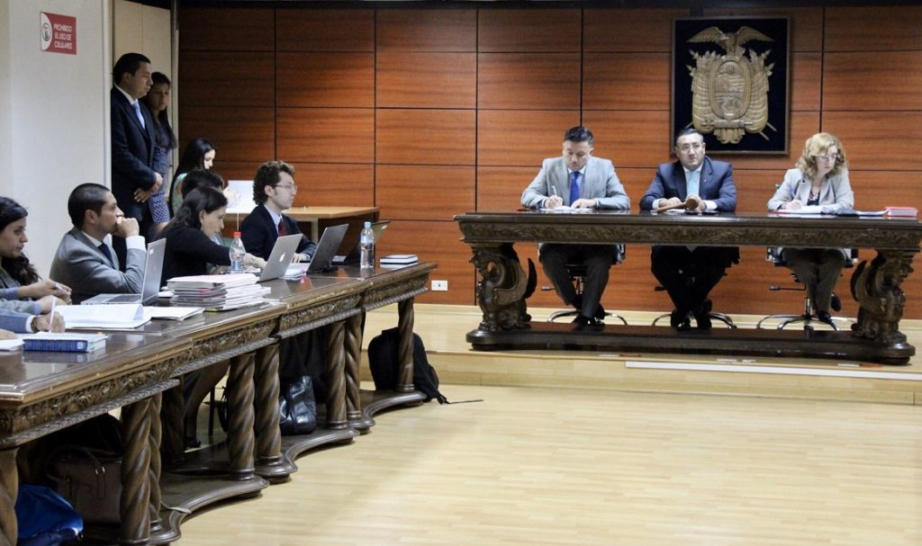 Tribunal ratifica prisión preventiva de asambleísta Yofre Poma