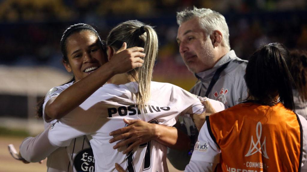 Corinthians se proclama campeón de la Libertadores femenina