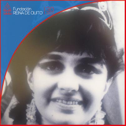 Rocío Avilés en 1969