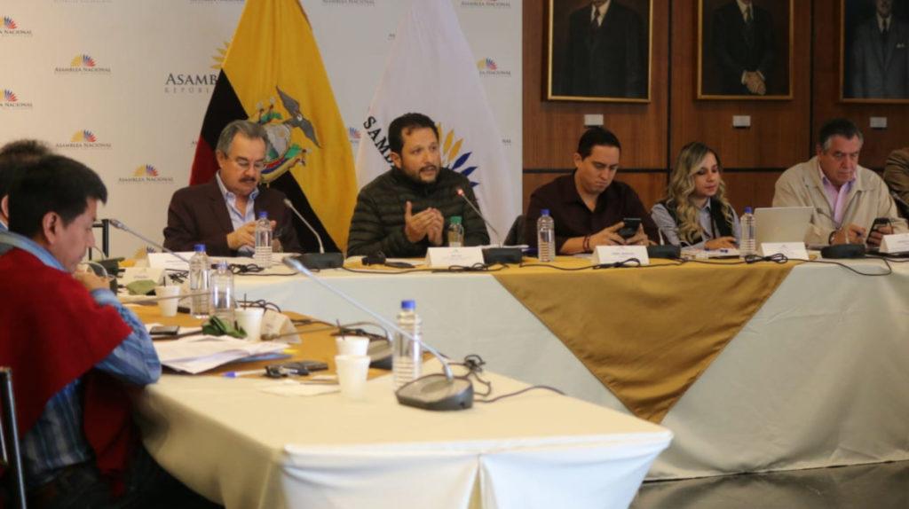 Comisión de Régimen Económico sale de la zona de confort