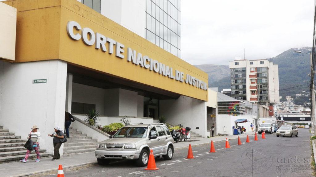 Moreno veta parcialmente las reformas al Código de la Función Judicial