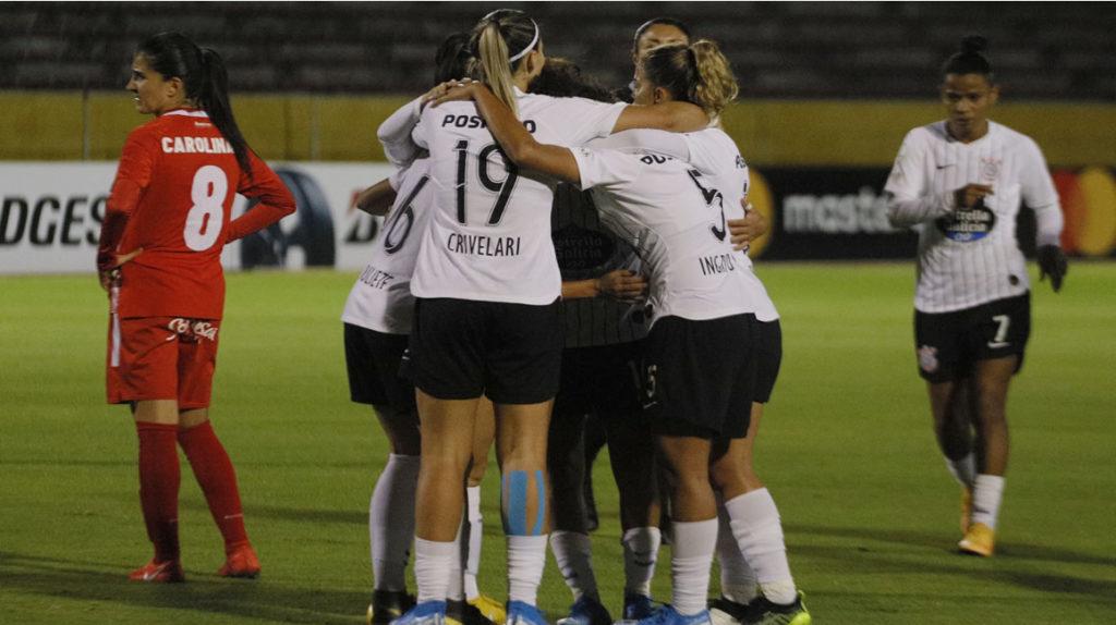 Corinthians jugará la final de la Libertadores ante Ferroviária