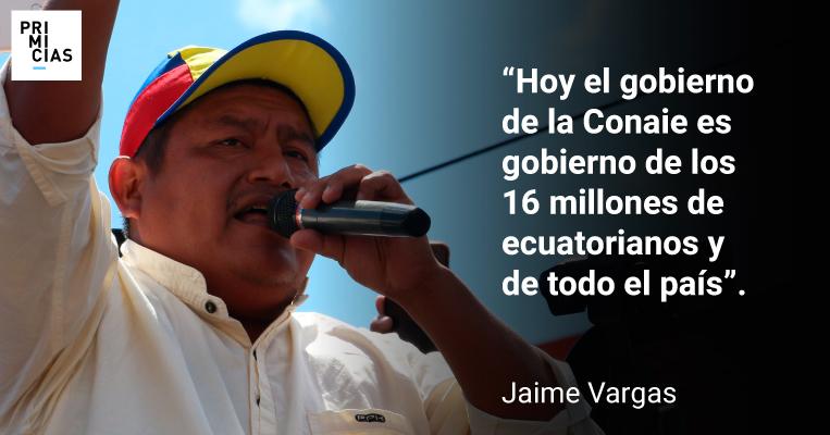 Frases Jaime Vargas nueva