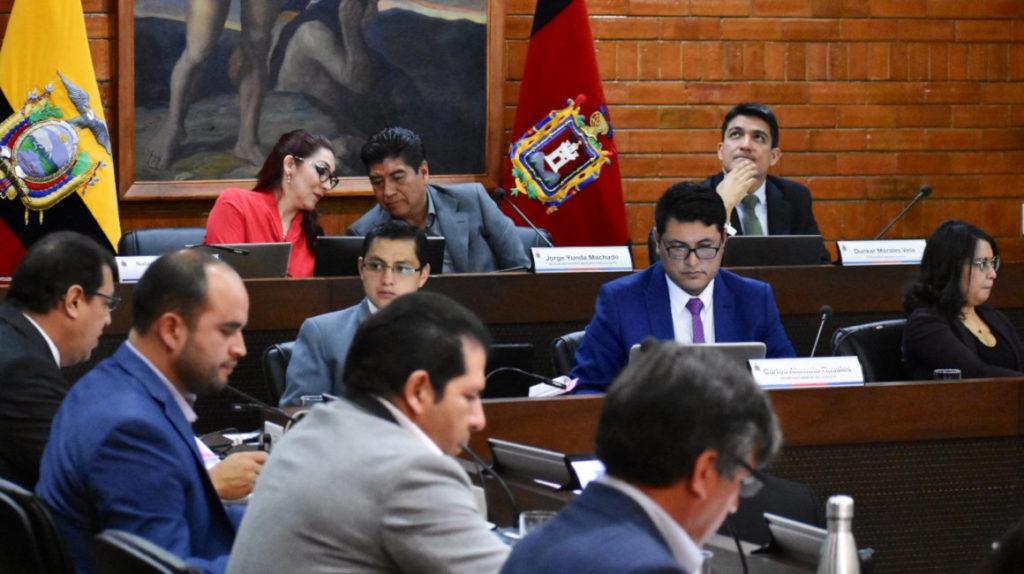 Concejo Metropolitano de Quito revisará las contrataciones por emergencia