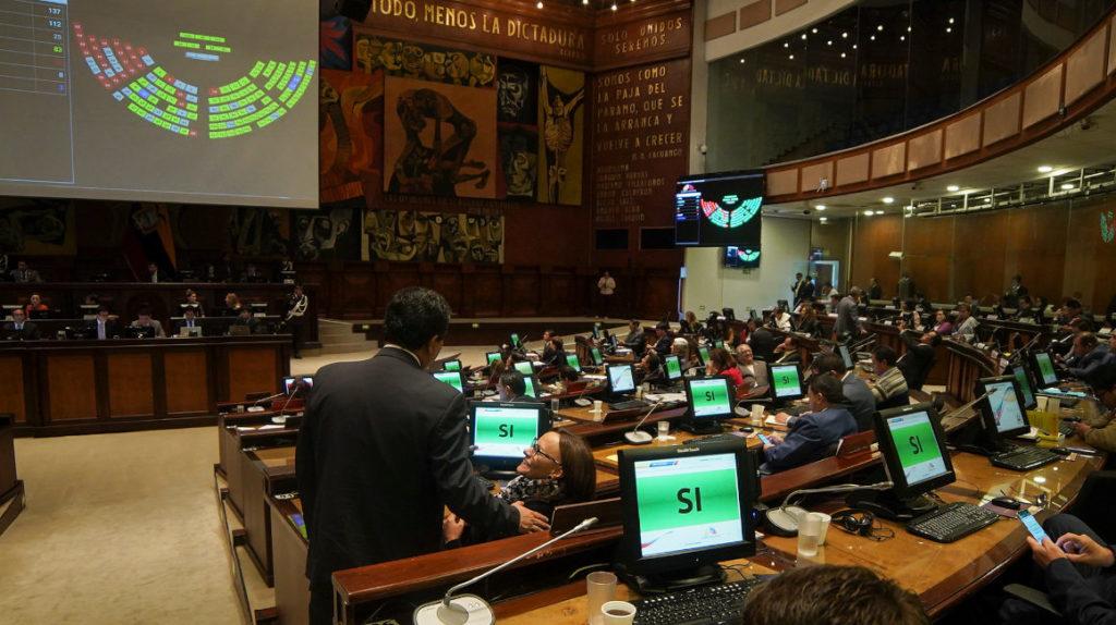 El futuro de la reforma económica del país está en manos de la Asamblea