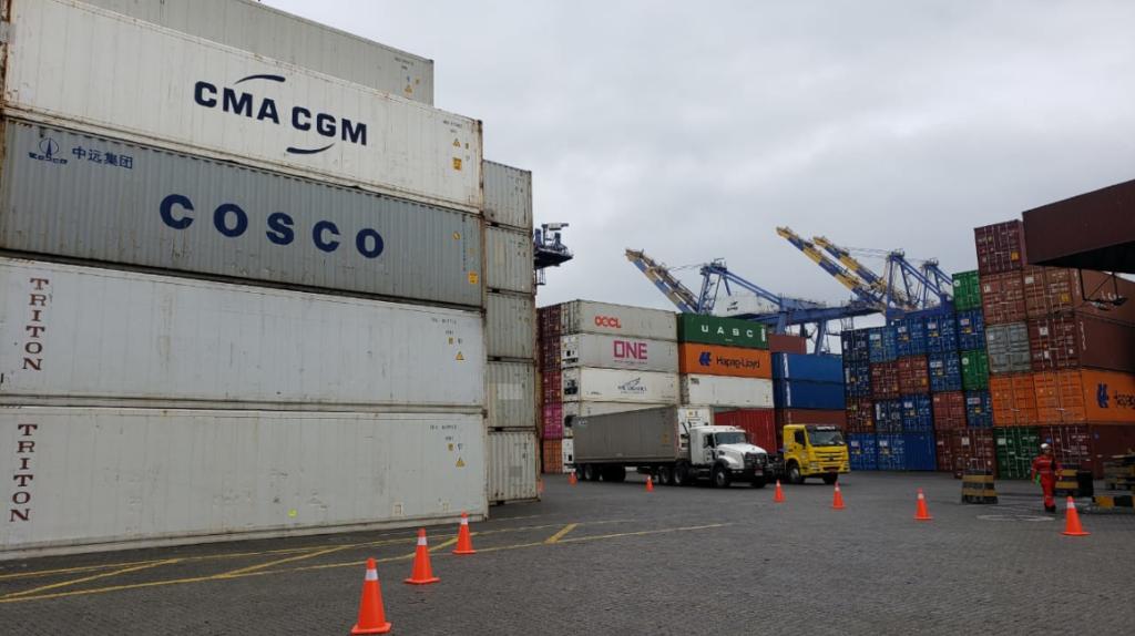 Inversiones privadas en el Puerto de Guayaquil superan los USD 155 millones