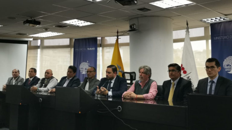 Reunion laboral Consejo de Trabajo y Salarios