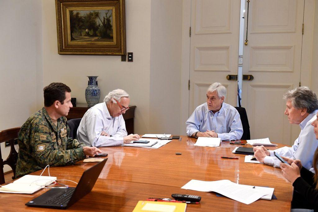 Sebastián Piñera anuncia reformas en el servicio de pensiones, salud y salarios en Chile