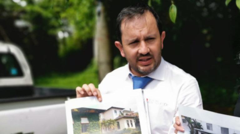 Foto Archivo: Iván Granda, execretario anticorrupcion y nuevo ministro de Inclusión.
