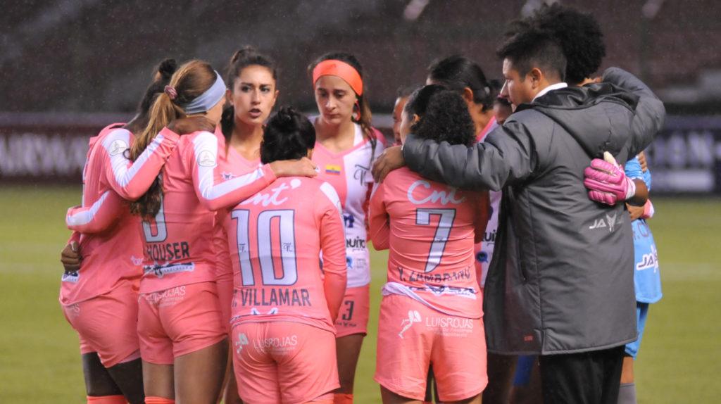 Así se jugarán los cuartos de final de la Libertadores femenina