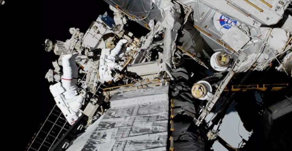 Dos mujeres astronautas hicieron historia tras paseo espacial