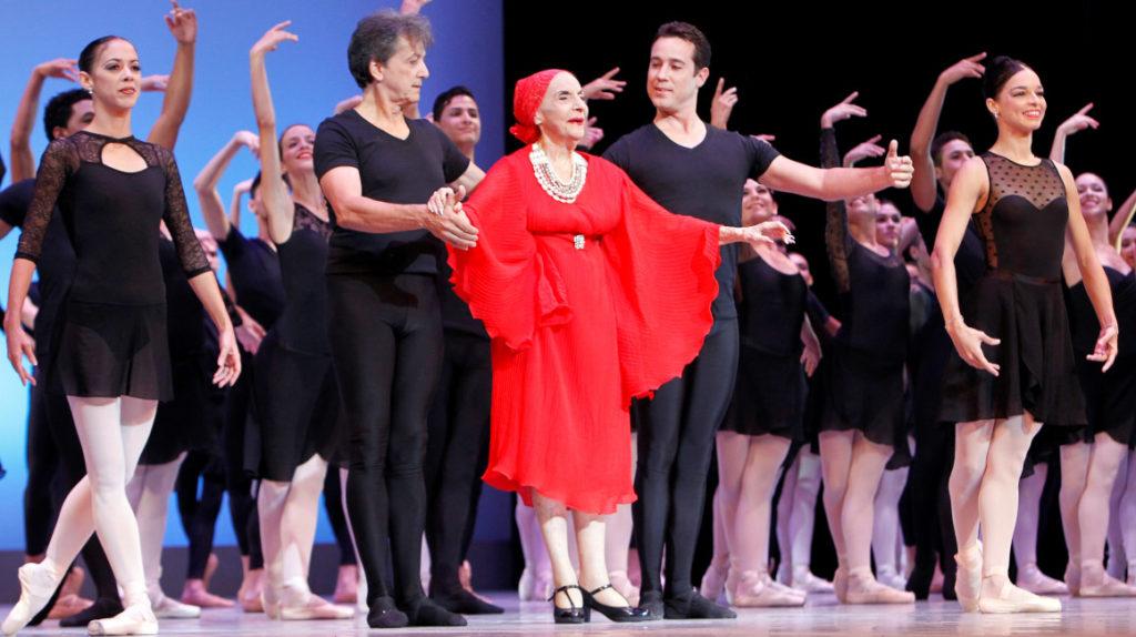 Muere a los 98 años la gran bailarina Alicia Alonso