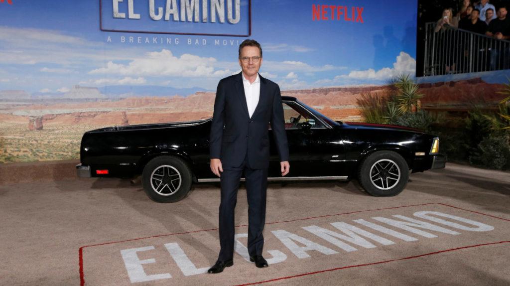 """Bryan Cranston en 'El Camino': """"fue casi como el programa de protección de testigos"""""""