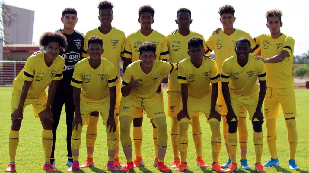 La Selección Sub 17 se impuso ante Angola en un amistoso