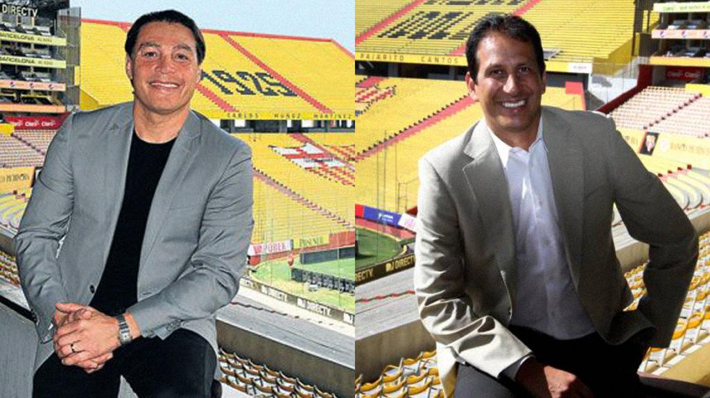 Barcelona elegirá entre Alfaro Moreno y Cevallos