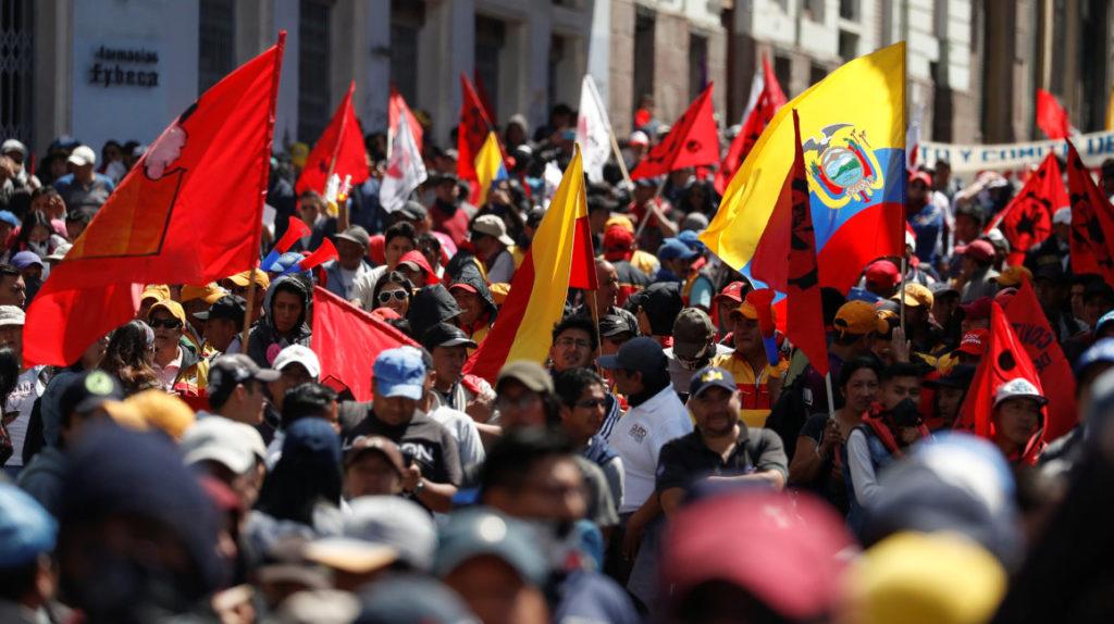 Encuesta muestra que los ecuatorianos son pesimistas frente a 2020