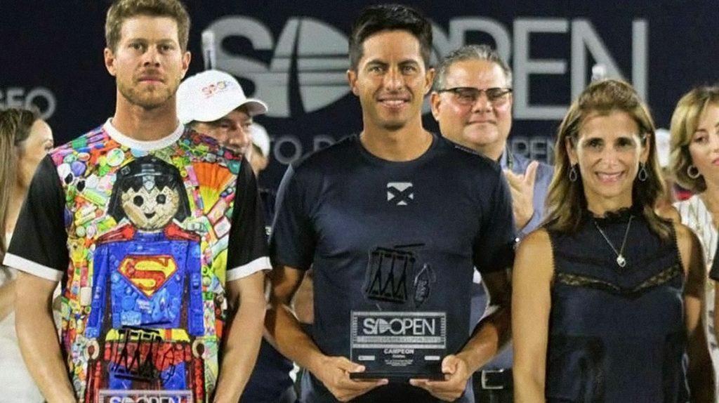 Gonzalo Escobar, cerca del top 100 de la ATP