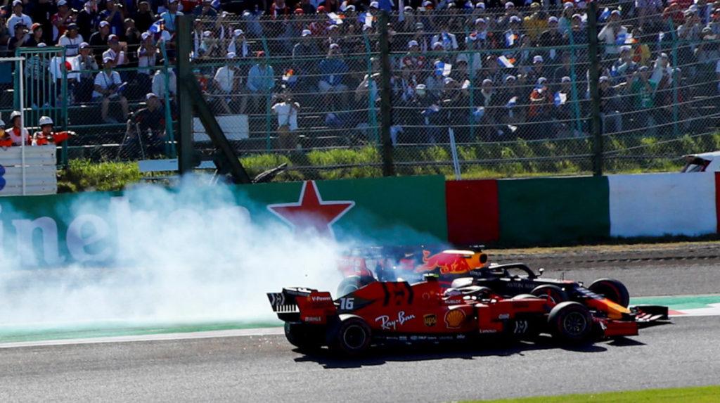 Leclerc y Verstappen, una rivalidad que crece en la Fórmula 1