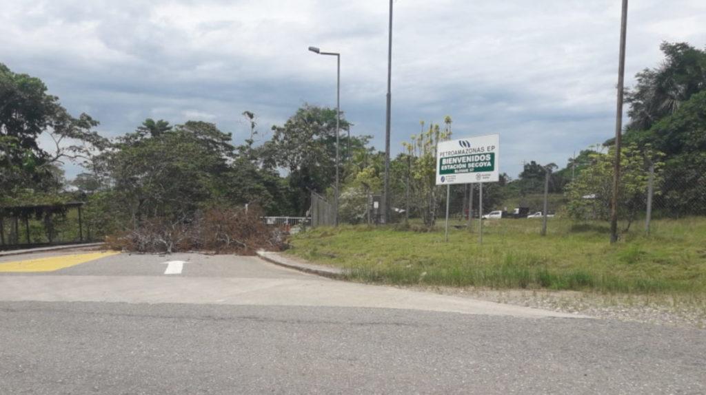 El 80% de pérdidas en campos petroleros durante las manifestaciones corresponde a Petroamazonas