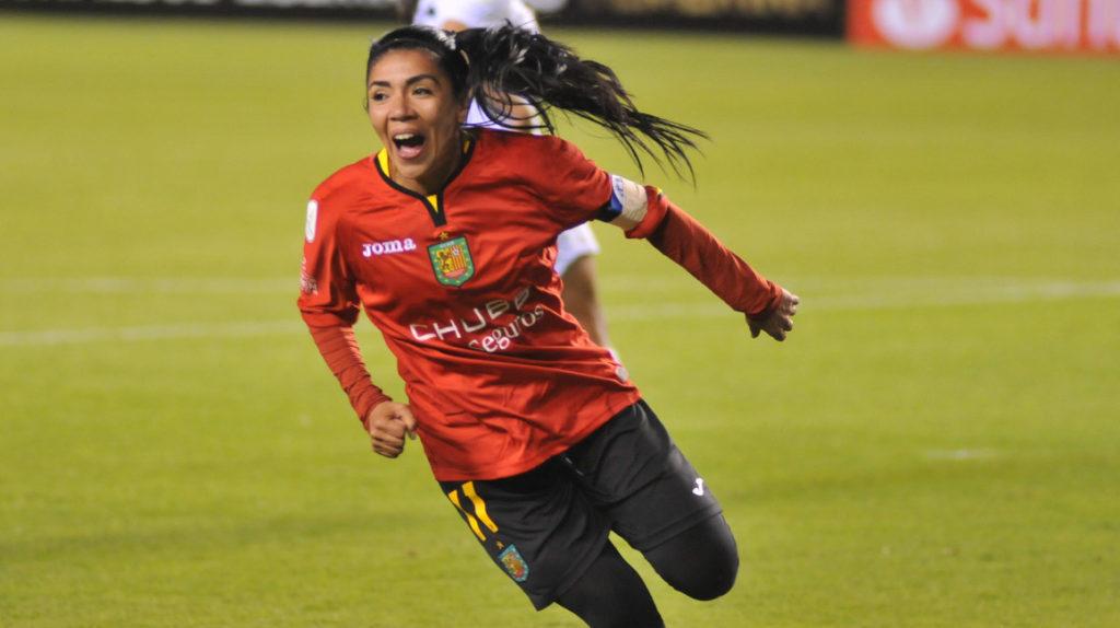Se reanuda la primera fecha de Copa Libertadores femenina en Quito
