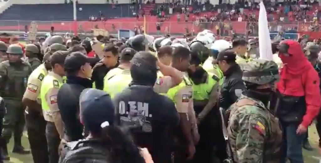 Policías secuestrados fueron liberados; dos alcaldes también fueron retenidos