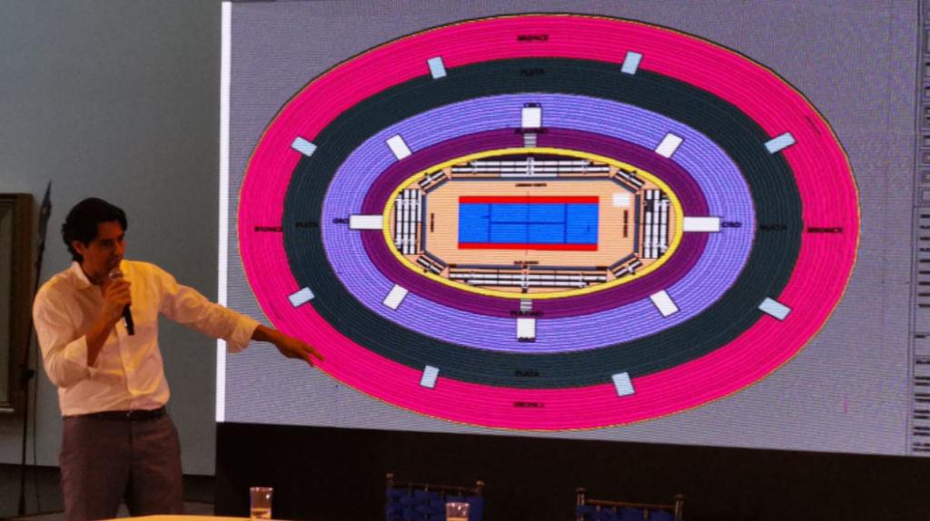 Desde USD 100 hasta USD 825, las entradas para ver a Roger Federer en Quito