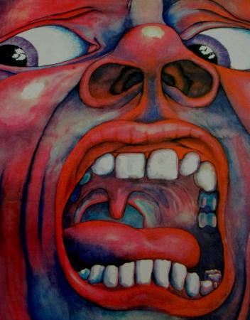 'In the Court of the Crimson King', de King Crimson