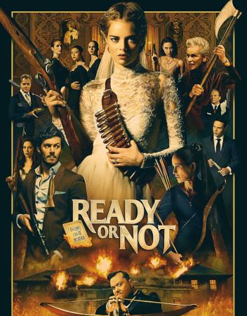 'Ready or not', de Matt Bettinelli-Olpin y Tyler Gillett