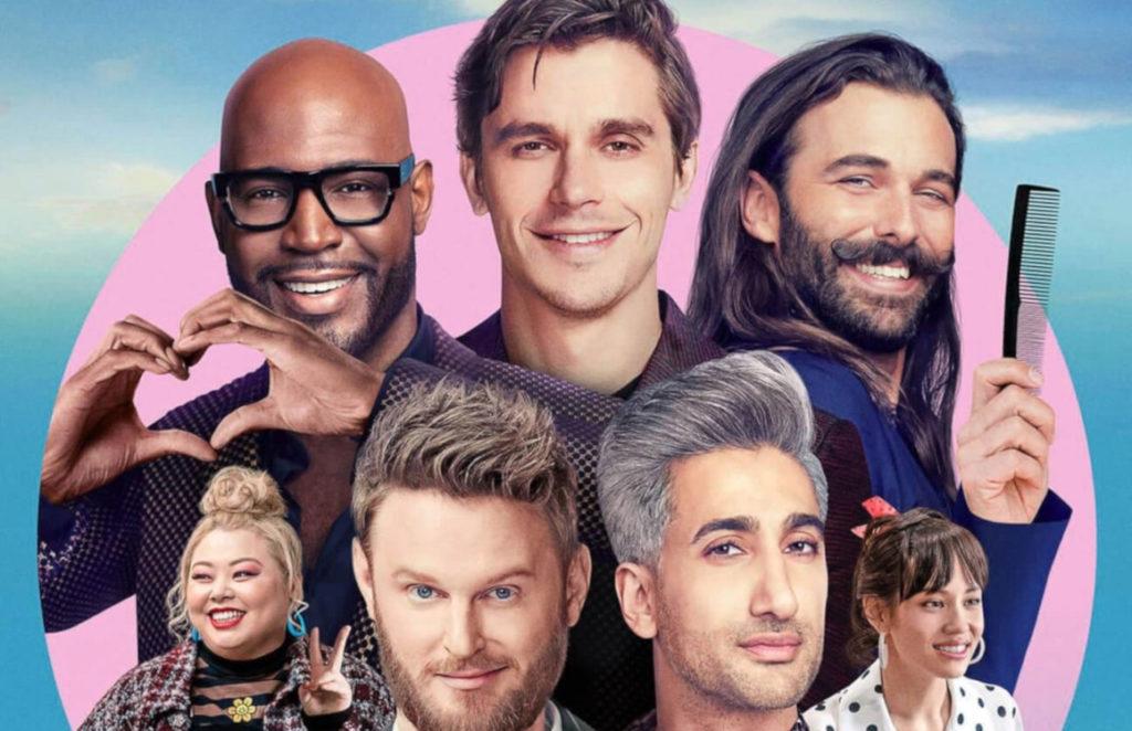 Nueva temporada de Queer Eye llega a Netflix en noviembre