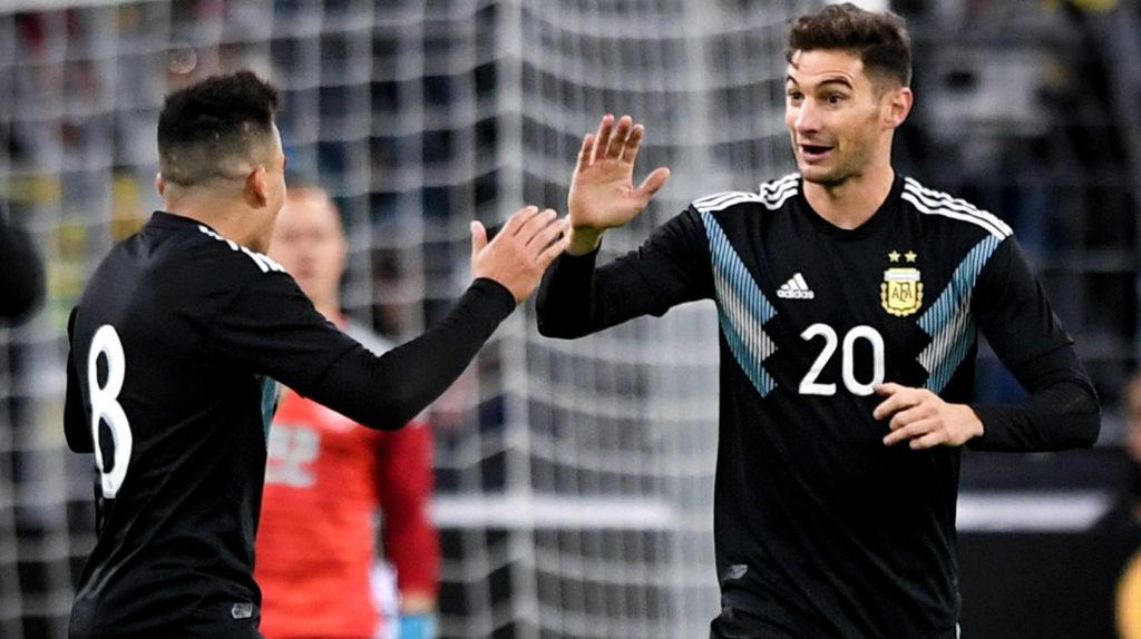 Argentina empata 2 a 2 ante Alemania, antes de medir a Ecuador