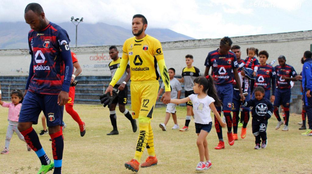 Deportivo Quito suspende el partido ante Trikis Mokis en el fútbol amateur
