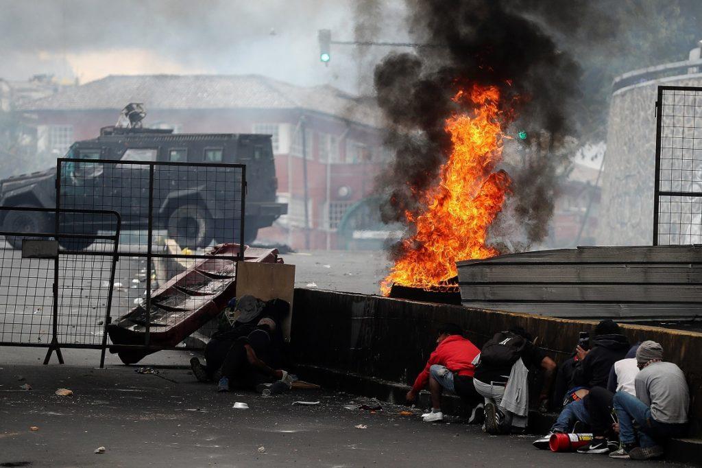 Siete países latinoamericanos expresan apoyo al presidente Moreno ante las protestas