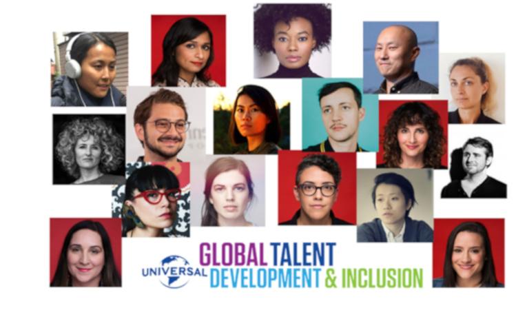 Los realizadores seleccionador para el programa de Universal Studios